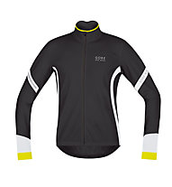 GORE BIKE WEAR Power 2.0 Thermo Jersey - Maglia Ciclismo, Black/White