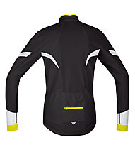 GORE BIKE WEAR Power 2.0 Thermo langärmliges Winter-Radtrikot, Black/White