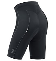 GORE BIKE WEAR Power 2.0 Lady Tights short+ - Pantaloncini Ciclismo, Black