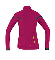 GORE BIKE WEAR Power 2.0 Thermo Lady Jersey, Pink/Black