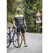 GORE BIKE WEAR Pantaloni corti bici con bretelle POWER Bibtights short+, Black