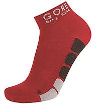 GORE BIKE WEAR Power Radsocken, Red/Black