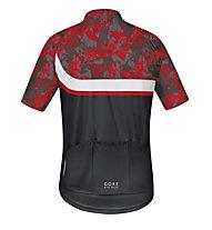 GORE BIKE WEAR Power Trail - maglia bici - uomo, Red/Black