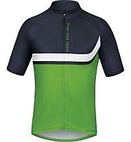GORE BIKE WEAR Power Trail - maglia bici - uomo, Black/Green