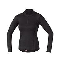 GORE BIKE WEAR Base Layer - maglia a maniche lunghe bici - donna, Black