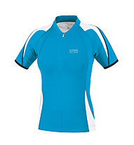 GORE BIKE WEAR Power 2.0 Lady Jersey W's - Maglia Ciclismo, Dark Blue/White