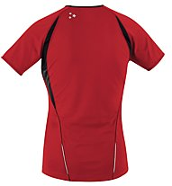 GORE RUNNING WEAR Sunlight 2.0 Shirt W's, Red/Black