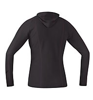 GORE RUNNING WEAR Essential - Kapuzenpullover Running - Damen, Black/Pink