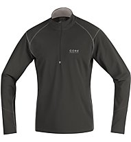 GORE RUNNING WEAR Essential Long Shirt, Black