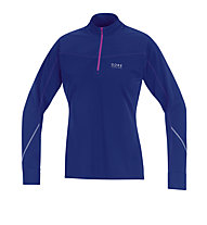 GORE RUNNING WEAR Essential Thermo Lady Shirt, Purple/Pink