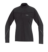 GORE RUNNING WEAR Essential Thermo Lady Shirt, Black