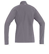 GORE RUNNING WEAR Essential Thermo Lady Shirt, Anthracite/Pink