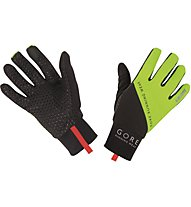 GORE RUNNING WEAR Fusion WS Gloves Guanti Running, Yellow/Black