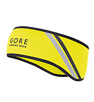 GORE RUNNING WEAR Mythos 2.0 WS Headband WINDSTOPPER Stirnband, Yellow