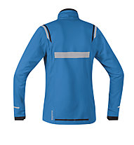 GORE RUNNING WEAR Mythos 2,0 WINDSTOPPER - giacca Softshell running, Light Blue