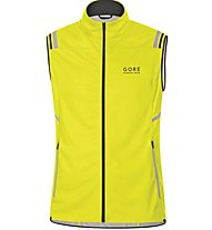 GORE RUNNING WEAR Mythos 2.0 WS SO Light Vest, Yellow