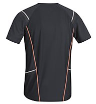 GORE RUNNING WEAR Mythos 6.0 Running Shirt, Black/Orange