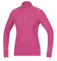 GORE RUNNING WEAR Mythos 2.0 Thermo - Laufshirt Langarm - Damen, Pink