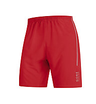 GORE RUNNING WEAR Mythos Race - kurze Laufhose, Red