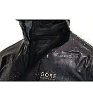 GORE RUNNING WEAR ONE GTX Active Run Shakedry - giacca running - uomo, Black