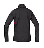 GORE RUNNING WEAR Sunlight 3.0 Active GORE-TEX Jacke für Damen, Black/Pink