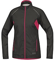 GORE RUNNING WEAR Sunlight 3.0 Active - giacca in GORE-TEX - donna, Black/Pink