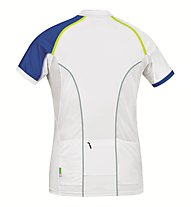 GORE RUNNING WEAR X-Run Ultra Laufshirt, White/Light Blue