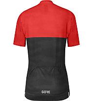 GORE WEAR C3 Cameleon Jersey - Radtrikot - Herren, Red/Black