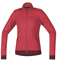 GORE WEAR C3 D GWS Thermo - Radjacke - Damen, Pink/Red