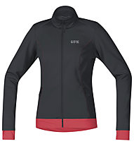 GORE WEAR C3 D GWS Thermo - Radjacke - Damen, Black/Pink