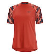GORE WEAR C5 D Trail - maglia MTB - donna, Red