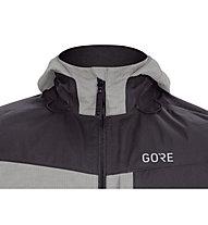 GORE WEAR C5 GORE-TEX Trail - Kapuzenjacke - Herren, Black/Grey