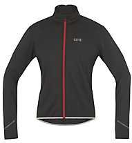 GORE WEAR C5 GWS Thermo - giacca hardshell bici - uomo, Black/Red