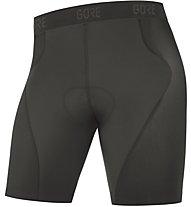 GORE WEAR C5 Liner - pantaloni bici - uomo, Black