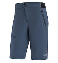 GORE WEAR C5 Shorts - MTB-Radhose kurz - Damen, Blue