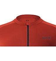 GORE WEAR Fade - maglia bici - uomo, Red/Black