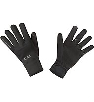GORE WEAR GWS Thermo - guanti bici - uomo, Black
