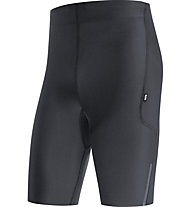 GORE WEAR Impulse - pantaloni corti running - uomo, Black
