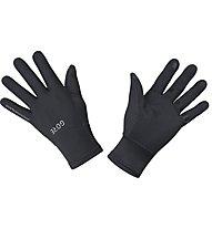 GORE WEAR GORE-TEX Infinium® Windstopper® Gloves - guanti running, Black