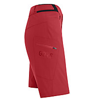 GORE WEAR Passion - pantaloni bici - donna, Red