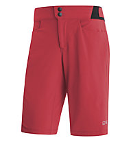 GORE WEAR Passion - pantaloni bici - donna, Red