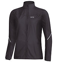 GORE WEAR R3 Partial GWS - giacca running - donna, Black