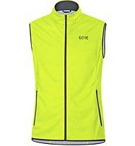GORE WEAR R5 GORE-TEX Infinitum™ Windstopper® - gilet running - uomo, Yellow