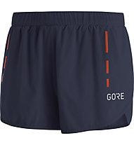GORE WEAR Split - pantaloni corti running - uomo, Blue