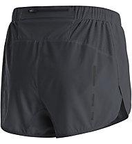 GORE WEAR Split - pantaloni corti running - uomo, Black