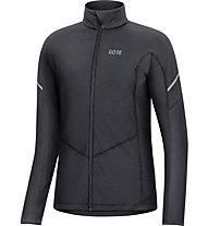 GORE WEAR Thermo Long Sleeve Zip - Laufshirt - Damen, Black