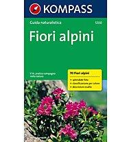 Kompass Alpenblumen - Naturführer N.1100, Italiano
