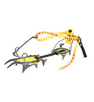 Grivel Air Tech Cramp-O-Matic - Steigeisen, Metal/Yellow