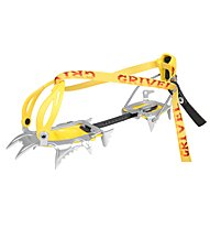 Grivel Air Tech Light New Matic - ramponi, Yellow/Metal