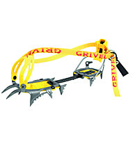 Grivel Air Tech New Matic, Metal/Yellow